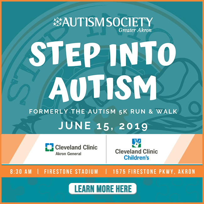 2CCAG Step Into Autism Square