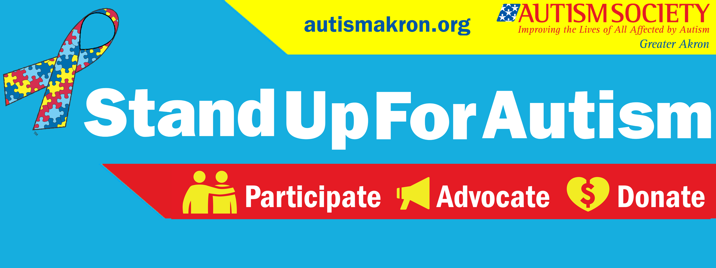 stand up for autism FB