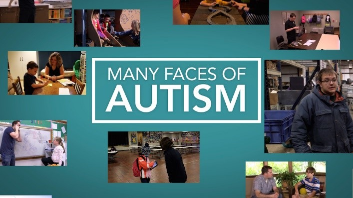 many faces of autism