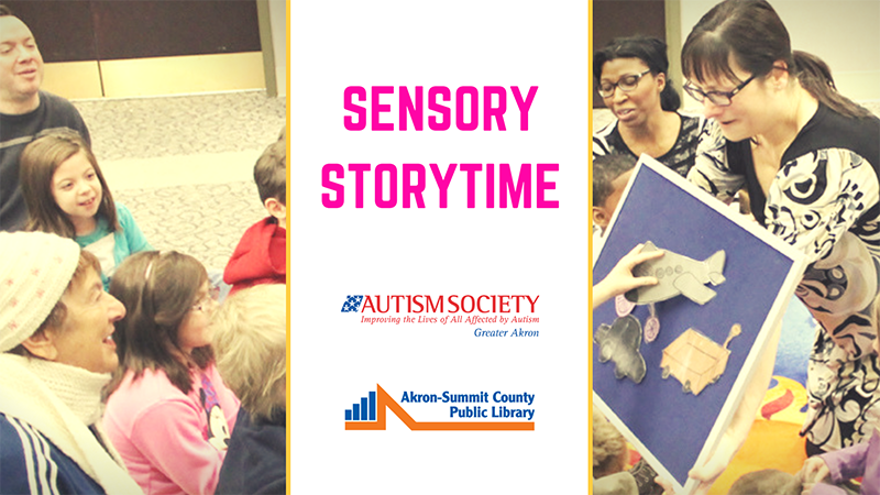 Small Sensory Storytime Facebook