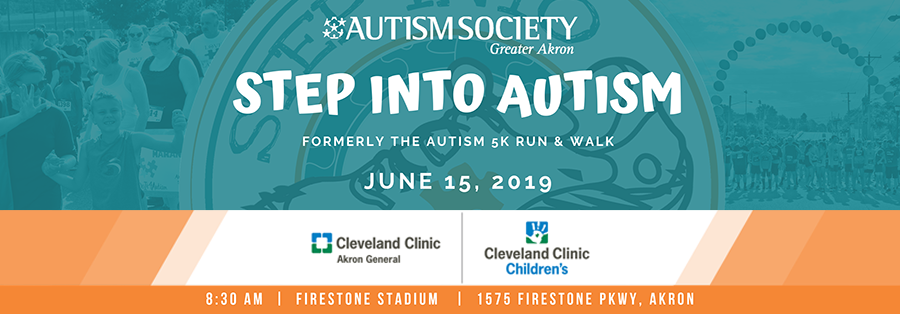 CCAG Step Into Autism Event page